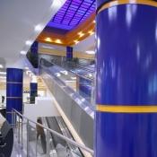 Centre commercial Italie
