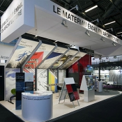 Stand salon Batimat 2013
